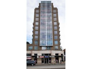 Photo 1: #306 1030 W Broadway Street in Vancouver: Fairview VW Condo for sale (Vancouver West)  : MLS®# V946064