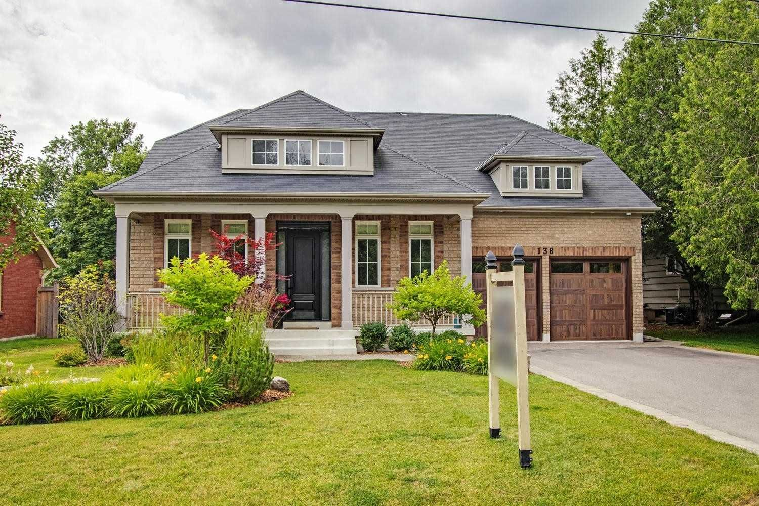 Main Photo: 138 Way Street in Whitby: Brooklin House (Bungaloft) for sale : MLS®# E4538180