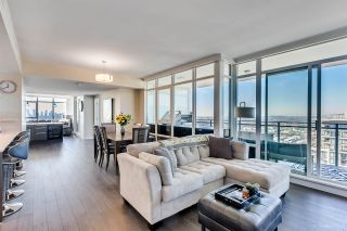 """Photo 5: 4202 4485 SKYLINE Drive in Burnaby: Brentwood Park Condo for sale in """"ALTUS AT SOLO"""" (Burnaby North)  : MLS®# R2316432"""