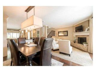 """Photo 6: 4687 HOSKINS Road in North Vancouver: Lynn Valley Townhouse for sale in """"Yorkwood Hills"""" : MLS®# V1130189"""