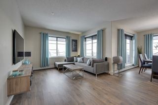 Photo 2: 320 1004 Rosenthal Boulevard: Edmonton Condo for sale : MLS®# E4141285
