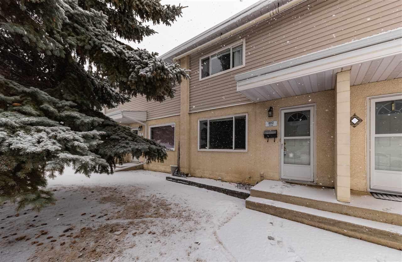 Main Photo: 8912 133 Avenue in Edmonton: Zone 02 Townhouse for sale : MLS®# E4225176