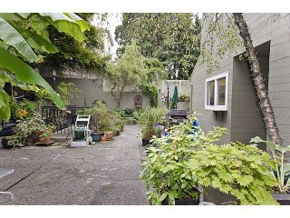 """Photo 10: 2 1285 HARWOOD Street in Vancouver: West End VW Townhouse for sale in """"HARWOOD COURT"""" (Vancouver West)  : MLS®# V919113"""