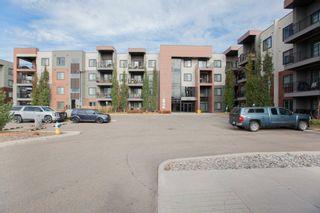 Photo 2: 407 1004 ROSENTHAL Boulevard in Edmonton: Zone 58 Condo for sale : MLS®# E4248881
