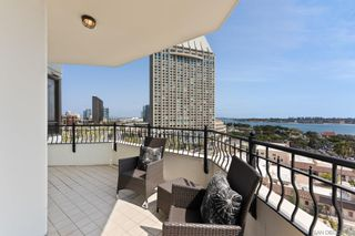 Photo 5: DOWNTOWN Condo for sale : 2 bedrooms : 700 W Harbor Drive #1204 in San Diego