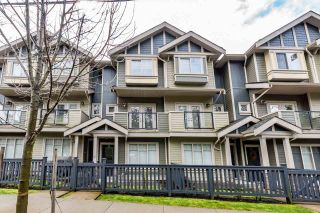 """Photo 1: 109 3382 VIEWMOUNT Drive in Port Moody: Port Moody Centre Townhouse for sale in """"LILLIUM VILLAS"""" : MLS®# R2155402"""