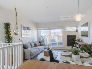 """Photo 10: 209 1195 W 8TH Avenue in Vancouver: Fairview VW Townhouse for sale in """"ALDER COURT"""" (Vancouver West)  : MLS®# R2560654"""