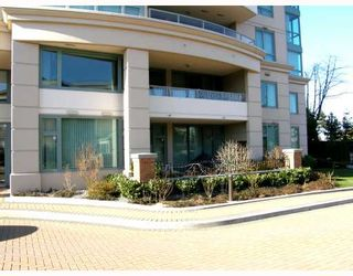 "Photo 1: 103 6659 SOUTHOAKS Crescent in Burnaby: Middlegate BS Condo for sale in ""GEMINI II"" (Burnaby South)  : MLS®# V690763"