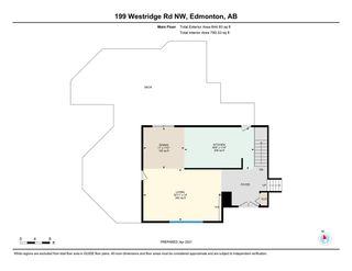 Photo 42: 199 Westridge Road in Edmonton: Zone 22 House for sale : MLS®# E4236437