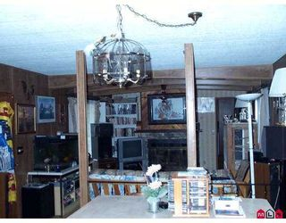 """Photo 5: 3665 244 Street in Langley: Otter District Manufactured Home for sale in """"Langley Grove Estates"""" : MLS®# F2624909"""