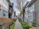 """Main Photo: 213 672 W 6TH Avenue in Vancouver: Fairview VW Townhouse for sale in """"BOHEMIA"""" (Vancouver West)  : MLS®# R2546703"""