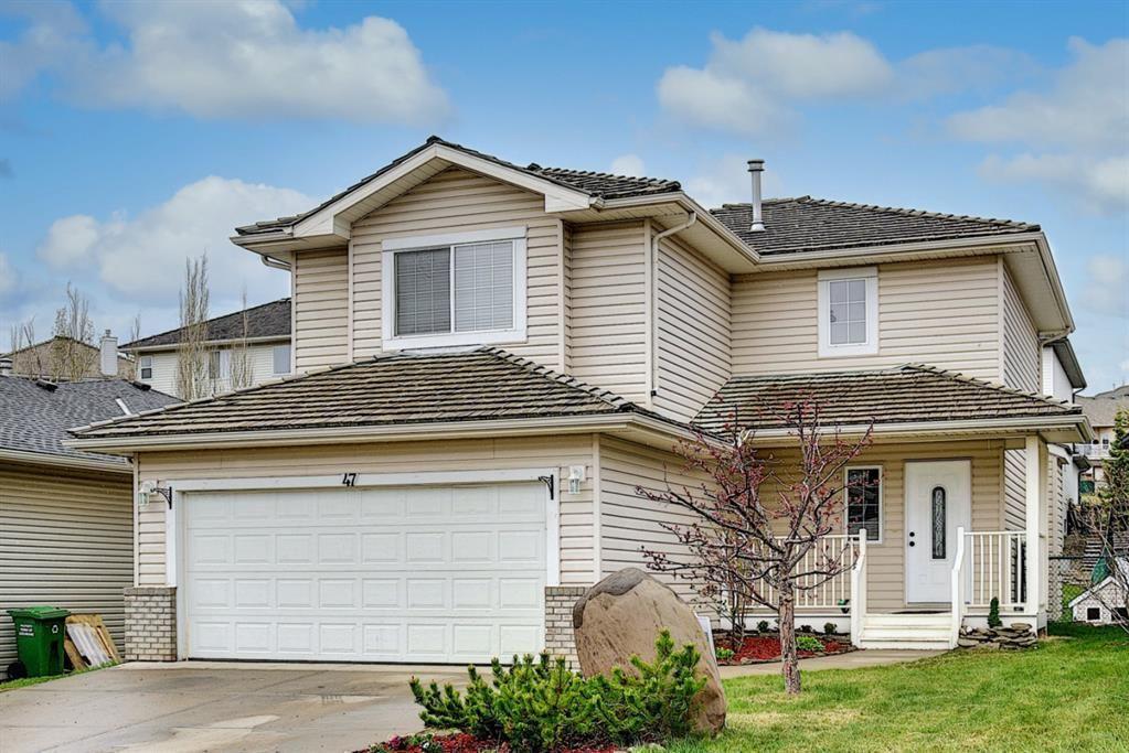 Main Photo: 47 Bow Ridge Crescent: Cochrane Detached for sale : MLS®# A1110520