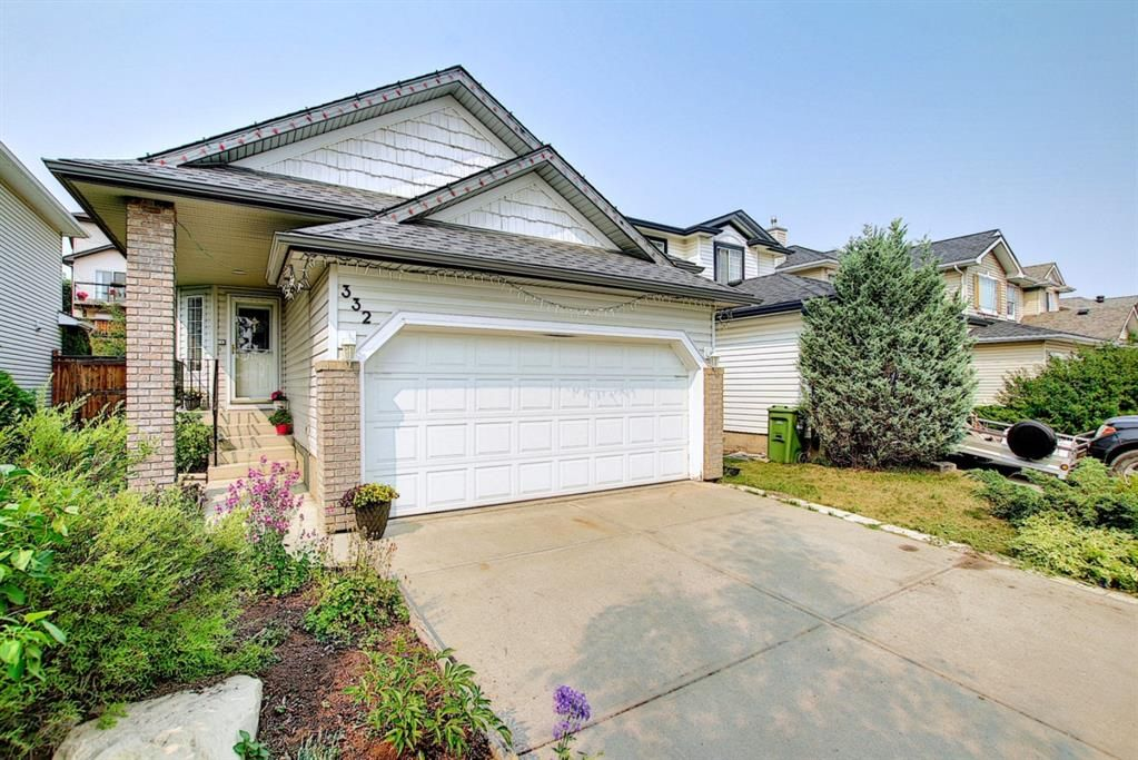 Main Photo: 332 Bridlewood Avenue SW in Calgary: Bridlewood Detached for sale : MLS®# A1135711