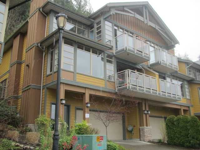 Main Photo: 8528 Seascape Court in West Vancouver: Horseshoe Bay WV Townhouse for sale : MLS®# V1050602