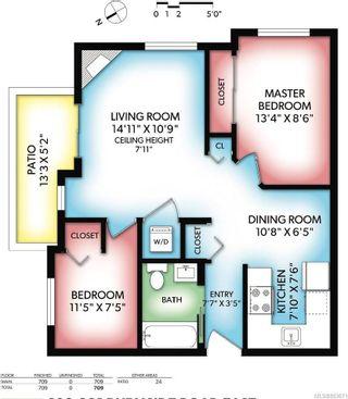 Photo 43: 102 331 E Burnside Rd in : Vi Burnside Condo for sale (Victoria)  : MLS®# 853671