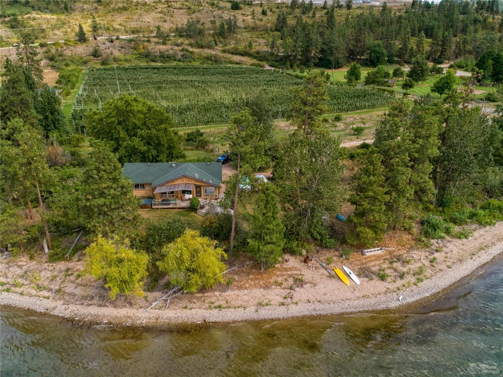 Main Photo: 15490 Carrs Landing Road, in Lake Country: Vacant Land for sale : MLS®# 10228195