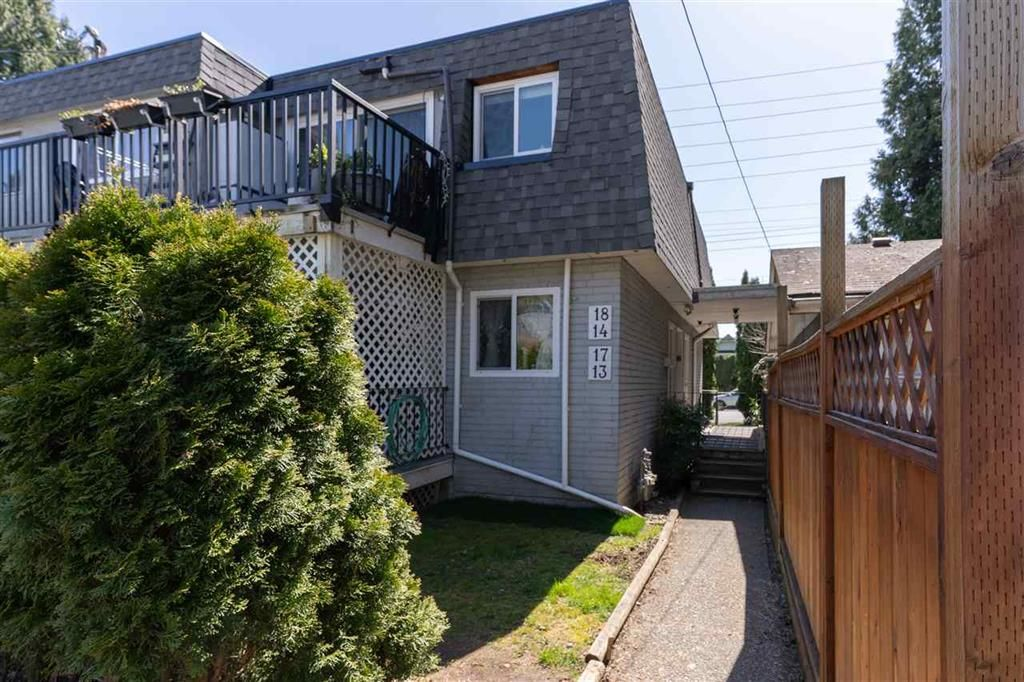 Main Photo: 13 21555 Dewdney Trunk in Maple Ridge: West Central Townhouse for sale : MLS®# R2567076