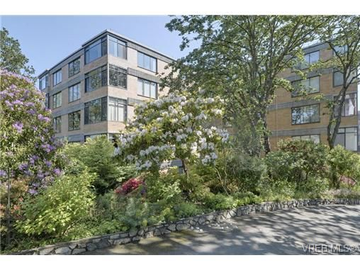 Main Photo: 503 2920 Cook St in VICTORIA: Vi Mayfair Condo for sale (Victoria)  : MLS®# 702367
