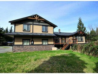 Main Photo: 30919 DEWDNEY TRUNK RD in Mission: Stave Falls House for sale : MLS®# F1303274