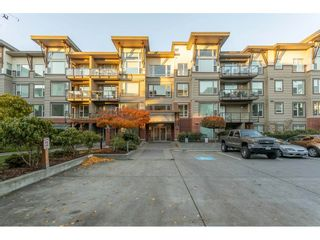 Photo 2: 411 33538 MARSHALL Road in Abbotsford: Central Abbotsford Condo for sale : MLS®# R2505521