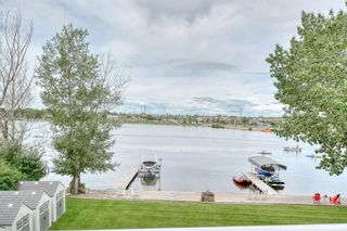 Photo 43: 125 East Chestermere Drive: Chestermere Semi Detached for sale : MLS®# A1069600