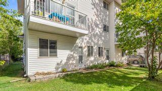 Photo 48: 10 11718 97 Street in Edmonton: Zone 08 House Half Duplex for sale : MLS®# E4258392