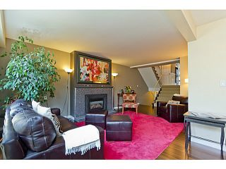 """Photo 4: 1072 LILLOOET Road in North Vancouver: Lynnmour Townhouse for sale in """"LILLOOET PLACE"""" : MLS®# V1048162"""