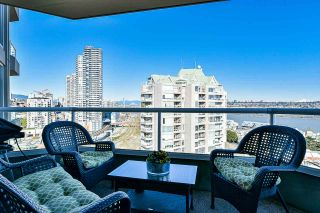 "Photo 22: 1506 1135 QUAYSIDE Drive in New Westminster: Quay Condo for sale in ""ANCHOR POINTE"" : MLS®# R2565608"