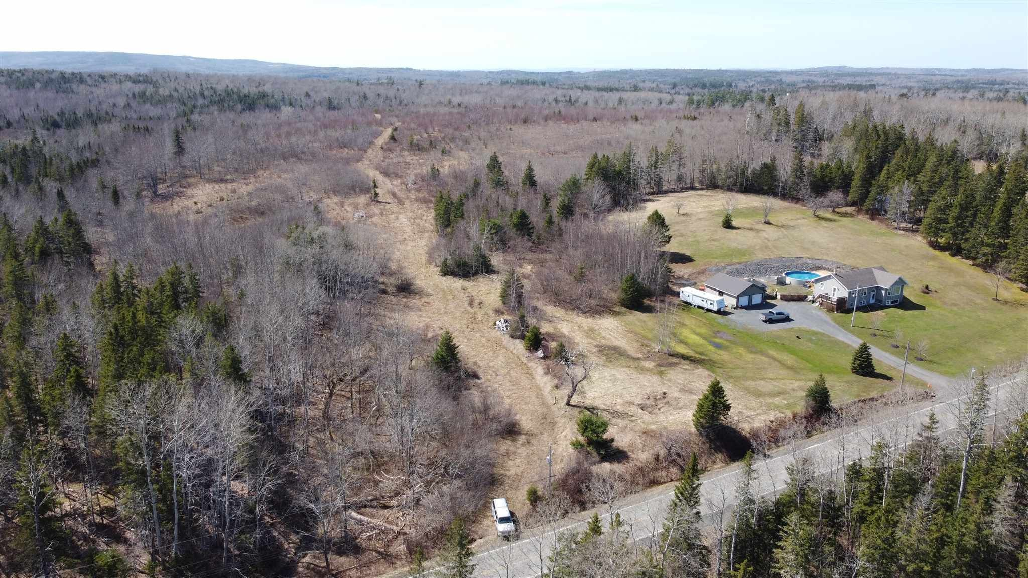 Main Photo: 8532 Trunk 4 Highway in Telford: 108-Rural Pictou County Vacant Land for sale (Northern Region)  : MLS®# 202108300