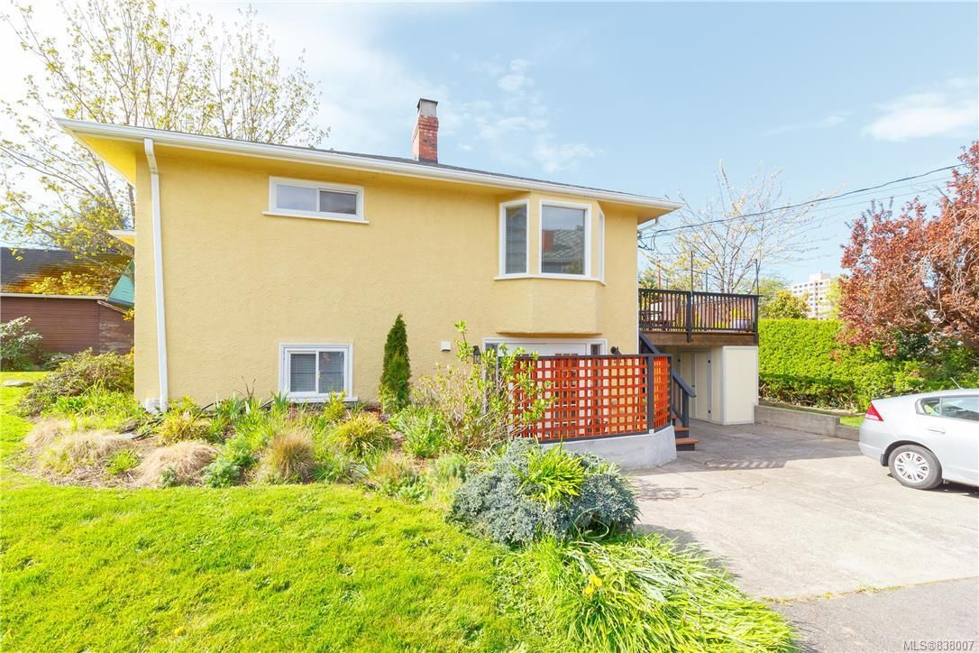 Main Photo: 613 Marifield Ave in Victoria: Vi James Bay House for sale : MLS®# 838007