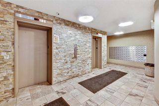 Photo 16: 705 10045 117 Street in Edmonton: Zone 12 Condo for sale : MLS®# E4239191