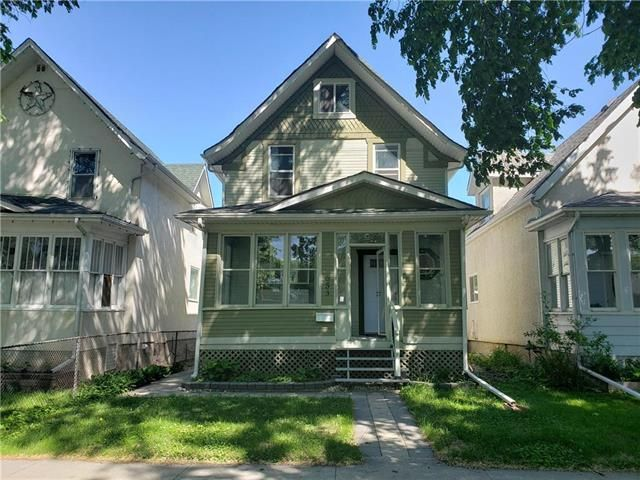 Main Photo: 653 Garwood Avenue in Winnipeg: Crescentwood House for sale (1B)  : MLS®# 202008861