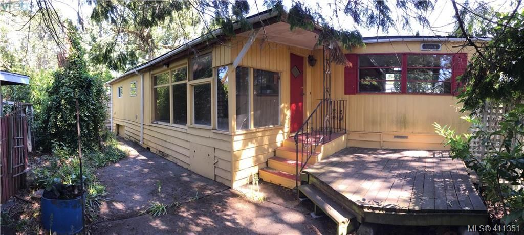 Main Photo: 40 2780 Spencer Rd in VICTORIA: La Langford Lake Manufactured Home for sale (Langford)  : MLS®# 815456