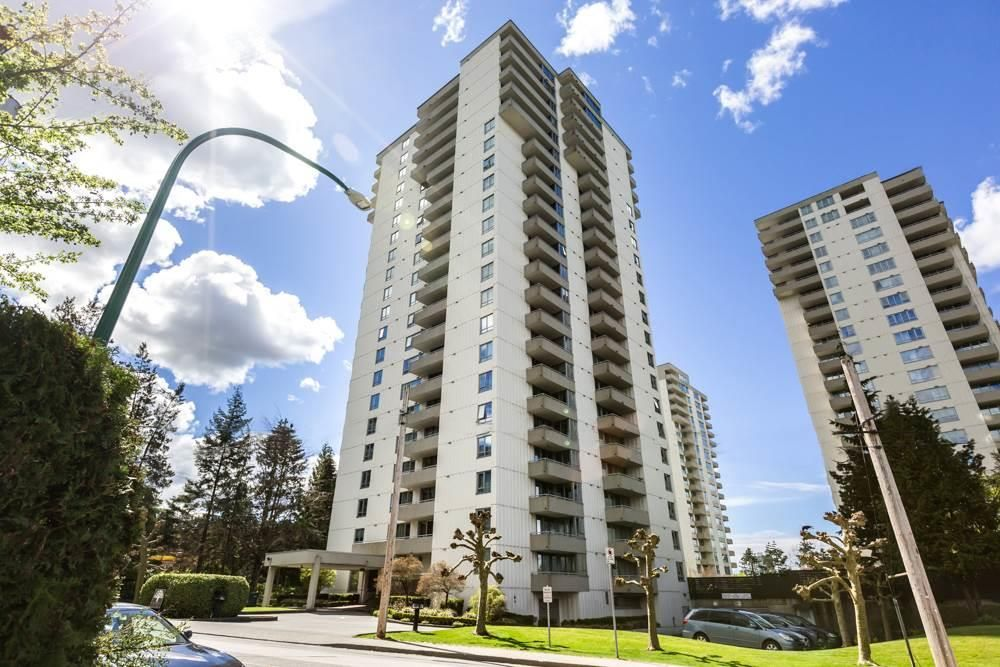 "Main Photo: 707 5645 BARKER Avenue in Burnaby: Central Park BS Condo for sale in ""Central Park Place"" (Burnaby South)  : MLS®# R2524186"