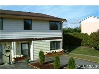 Main Photo:  in SIDNEY: Si Sidney North-East Row/Townhouse for sale (Sidney)  : MLS®# 380632