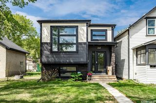 Photo 2: 707 L Avenue South in Saskatoon: King George Residential for sale : MLS®# SK864012
