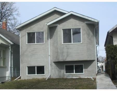 Main Photo: 565 MATHESON AVE.: Residential for sale (West Kildonan)  : MLS®# 2805286