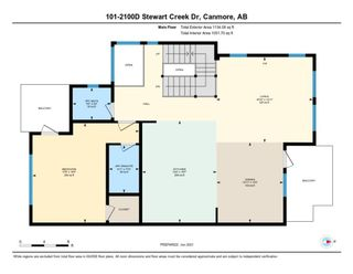 Photo 47: 101 2100D Stewart Creek Drive: Canmore Row/Townhouse for sale : MLS®# A1121023
