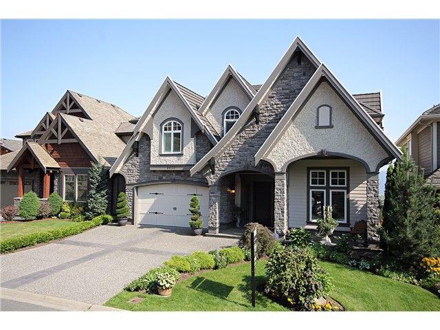 "Main Photo: 2653 EAGLE MOUNTAIN Drive in Abbotsford: Abbotsford East House for sale in ""Eagle Mountain"" : MLS®# F1429590"