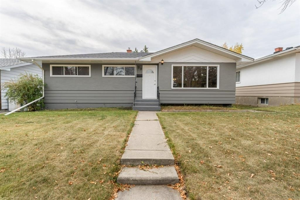 BUNGALOWS in FAIRVIEW are a popular floor plan, and this is a well kept, renovated and SOUTH Backyard one -- a must see