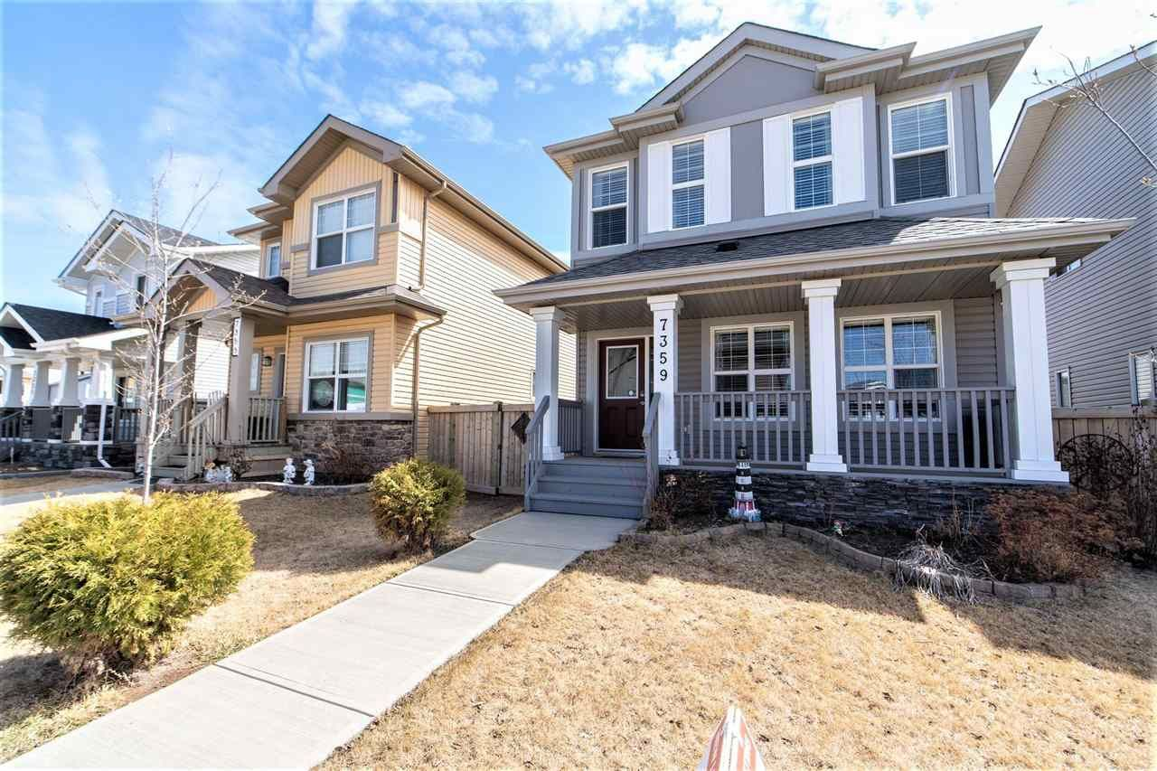 Main Photo: 7359 179 Avenue in Edmonton: Zone 28 House for sale : MLS®# E4240963