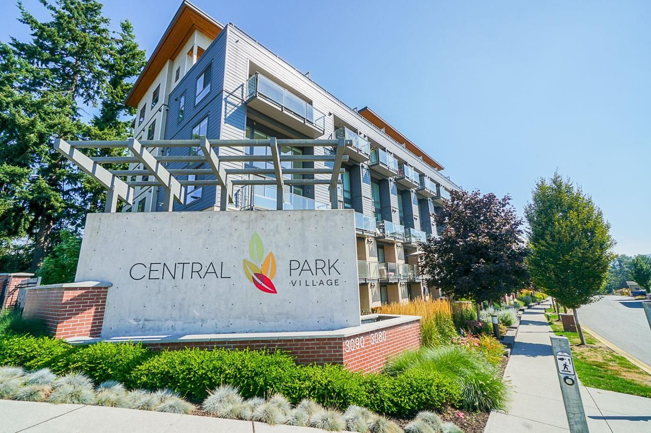 """Main Photo: 102 3090 GLADWIN Road in Abbotsford: Central Abbotsford Condo for sale in """"Hudsons Loft"""" : MLS®# R2609363"""