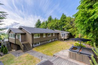 Photo 11: 4345 WOODCREST ROAD in West Vancouver: Cypress Park Estates House for sale : MLS®# R2612056