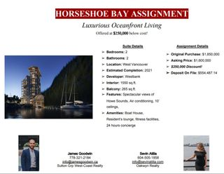 Photo 4: 6707 Nelson Avenue in West Vancouver: Horseshoe Bay WV Condo for sale