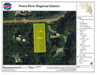 """Photo 1: 12925 CHERRY Road: Charlie Lake Land for sale in """"CHARLIE LAKE"""" (Fort St. John (Zone 60))  : MLS®# R2519694"""