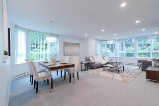 """Photo 4: 101 6152 KATHLEEN Avenue in Burnaby: Metrotown Condo for sale in """"THE EMBASSY"""" (Burnaby South)  : MLS®# R2308407"""