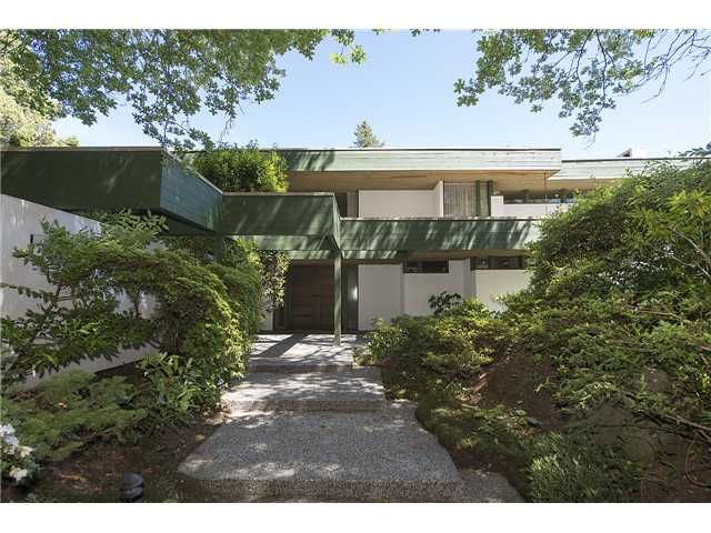 """Main Photo: 7170 HUDSON Street in Vancouver: South Granville House for sale in """"South Granville"""" (Vancouver West)  : MLS®# V1069762"""
