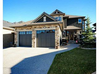 Photo 1: 373 EVERGREEN Circle SW in CALGARY: Shawnee Slps Evergreen Est Residential Detached Single Family for sale (Calgary)  : MLS®# C3543649