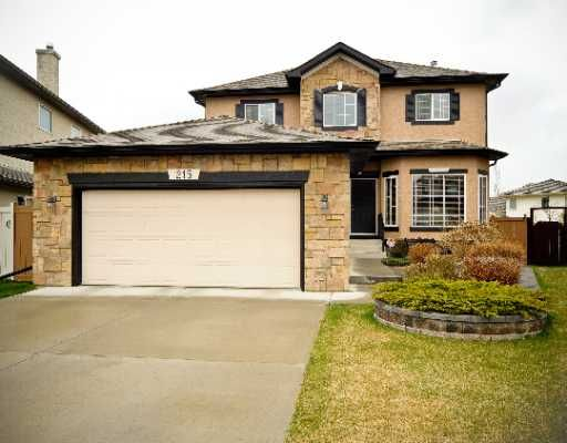 Main Photo: 215 EVERGREEN Heights SW in CALGARY: Shawnee Slps Evergreen Est Residential Detached Single Family for sale (Calgary)  : MLS®# C3381319