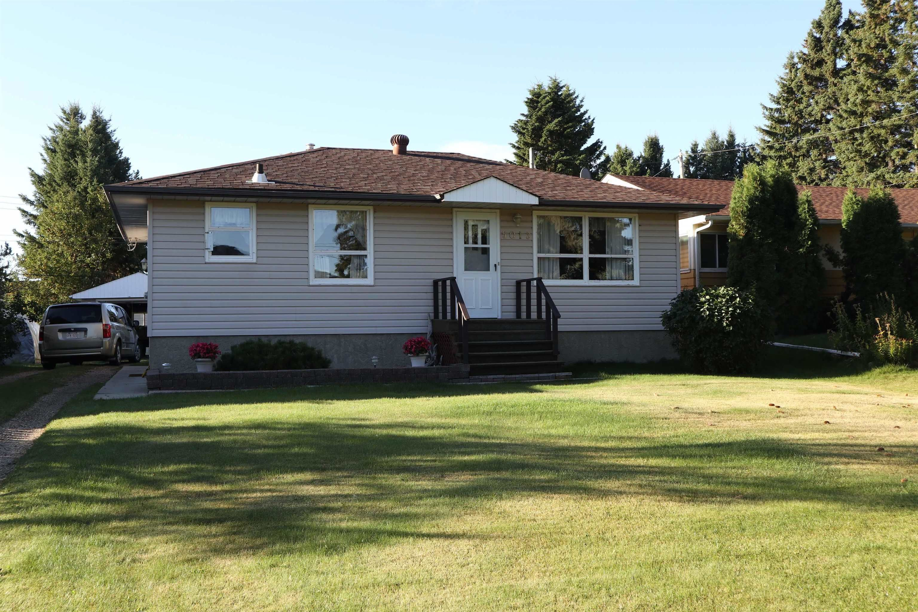 Main Photo: 5013 48 Avenue: Thorsby House for sale : MLS®# E4265688